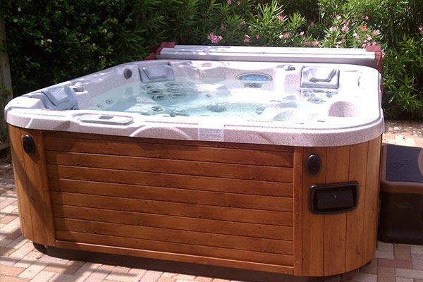 outdoor whirlpools gebraucht wanderfreunde hainsacker. Black Bedroom Furniture Sets. Home Design Ideas
