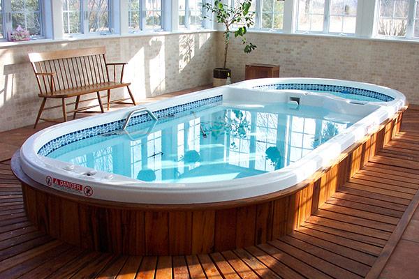 Whirlpool outdoor rund  Bildergalerien - Garten - Whirlpools NRW. Whirlpool & Jacuzzi ...
